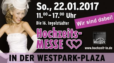 16. Ingolstädter Hochzeitsmesse In Der Westpark-Plaza