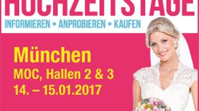 Hochzeitstage München 2017