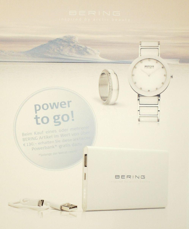 BERING – Power To Go!