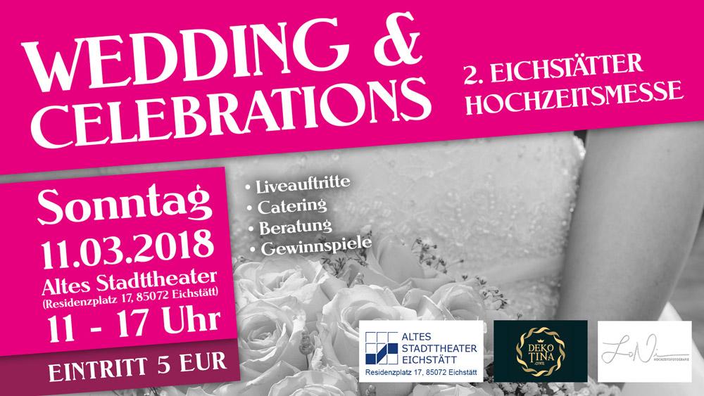 2. Eichstätter Hochzeitsmesse Im Alten Stadttheater