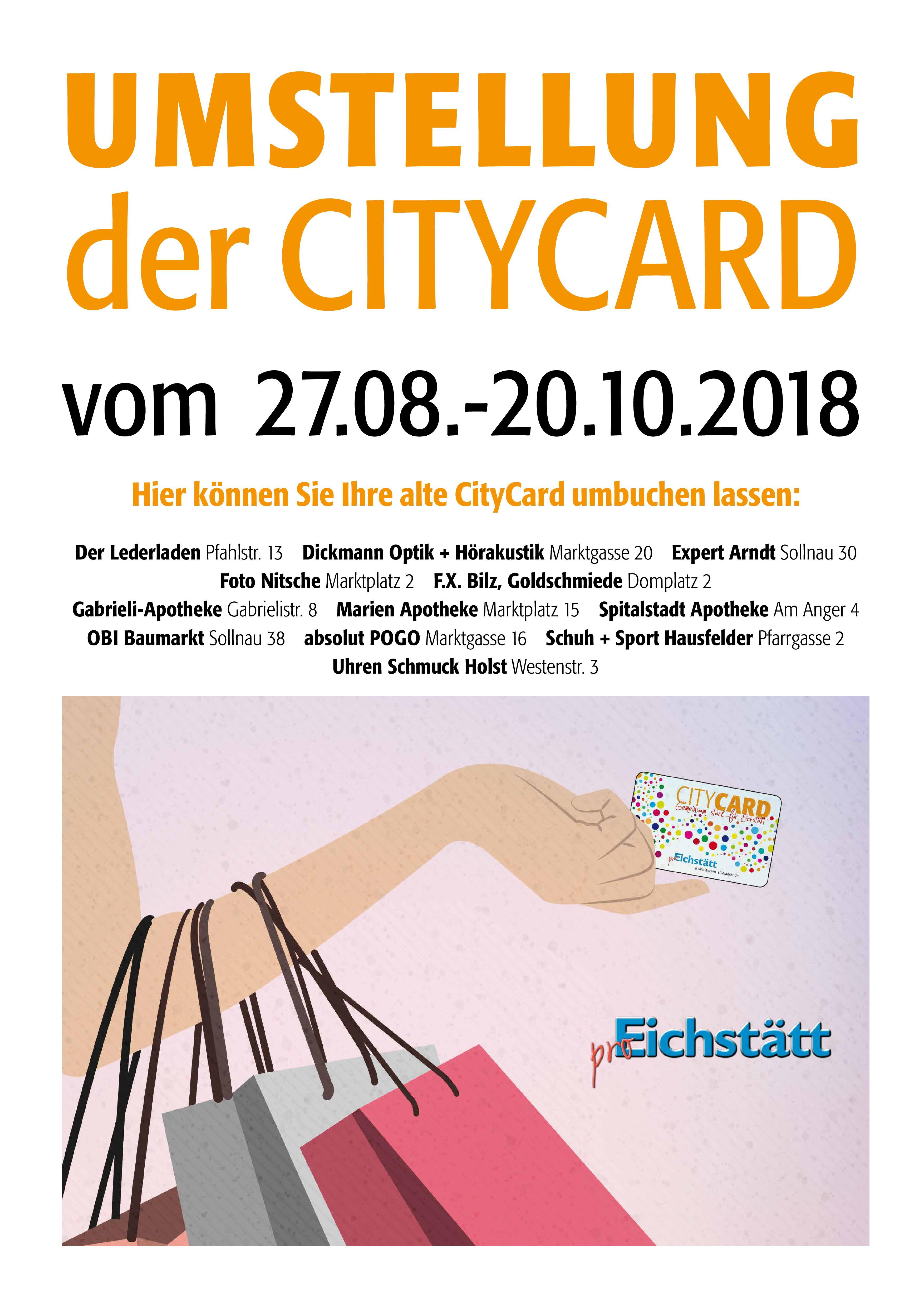 Die Neue CityCard
