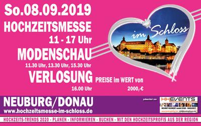 2. Hochzeitsmesse Neuburg 2019
