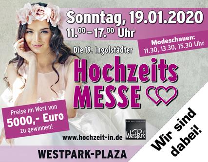 19. Ingolstädter Hochzeitsmesse In Der Westpark Plaza