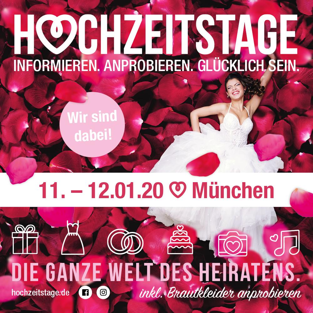 Hochzeitstage München 2020