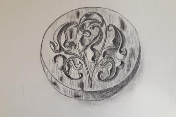 Freie Zeichnung