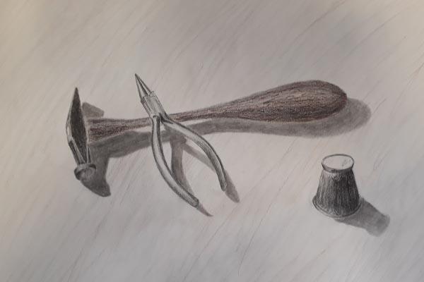 Werkzeugzeichnung